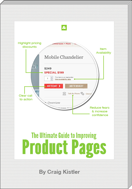 Product Page Conversion