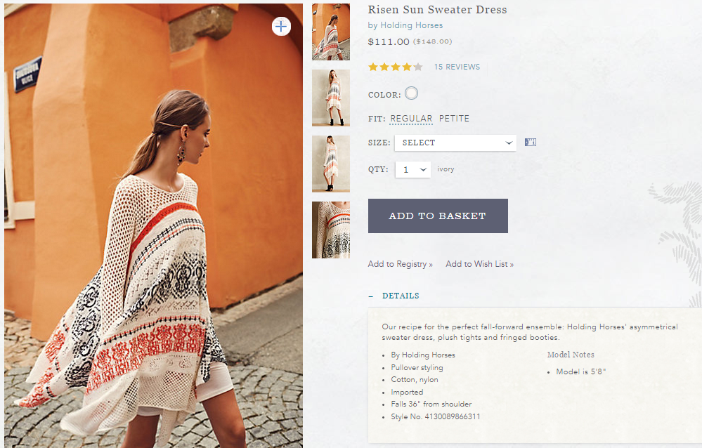Anthropologie Product Image