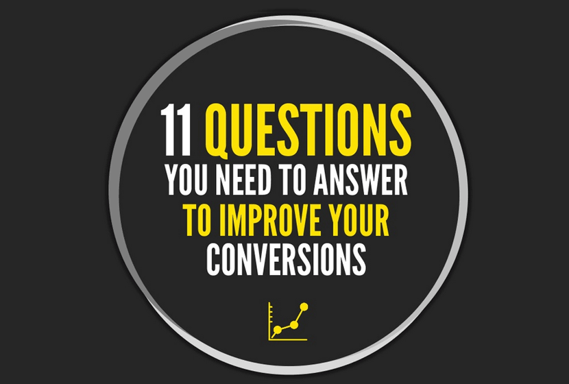 Answer These 11 Questions to Improve Your eCommerce Conversion Rate