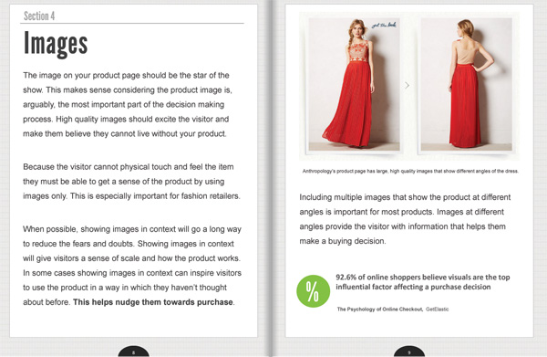 The Ultimate Guide to Improving Product Pages