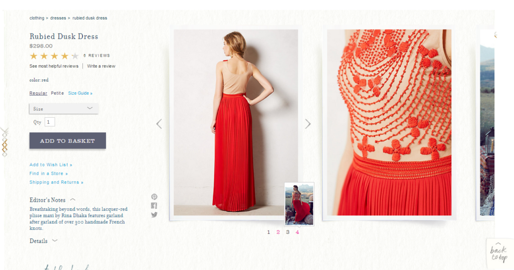 Product Page Image with Preview